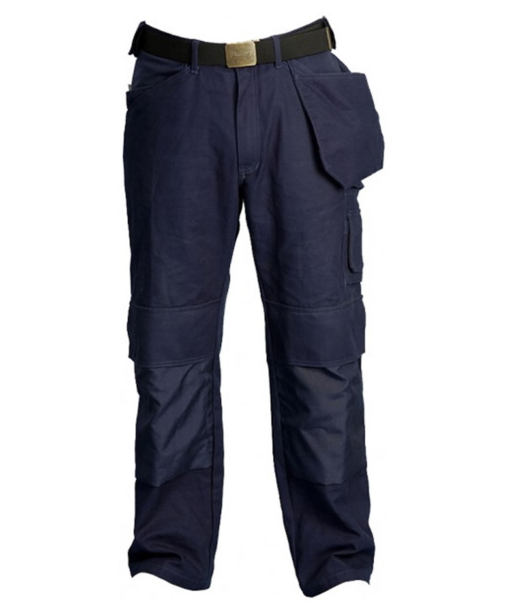Skillers 100% Cotton Craftsmens Pants – Navy