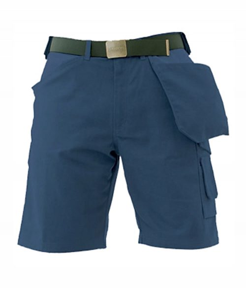 SKILLERS Super Canvas Shorts - Navy - REPCON NW