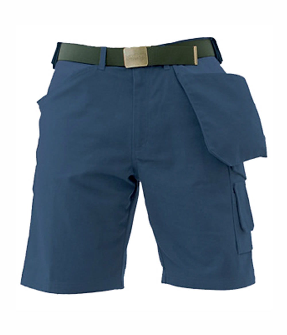 SKILLERS Super Canvas Shorts – Navy