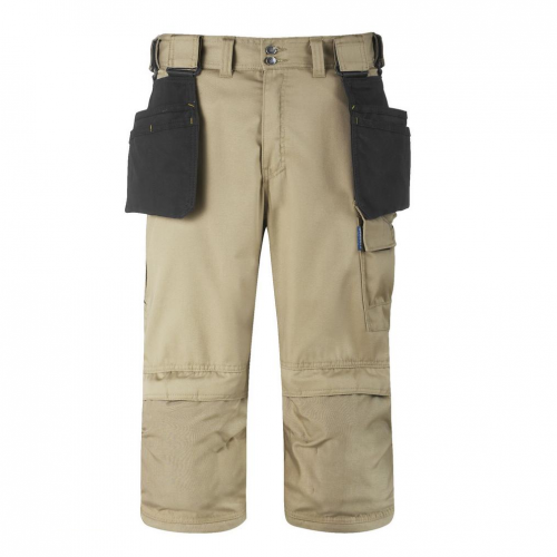 SKILLERS 3/4 Pants - Khaki