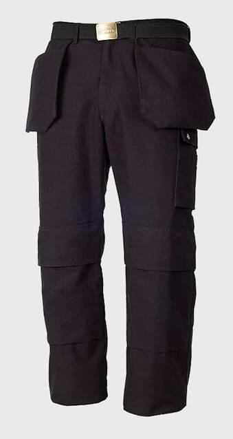 SKILLERS Super Canvas Craftsmens Pants - Black