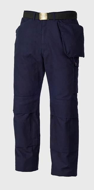 SKILLERS Super Canvas Craftsmens Pants – Navy