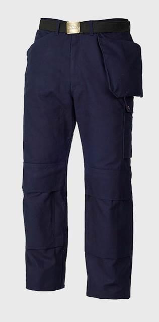 SKILLERS Super Canvas Craftsmens Pants - Navy