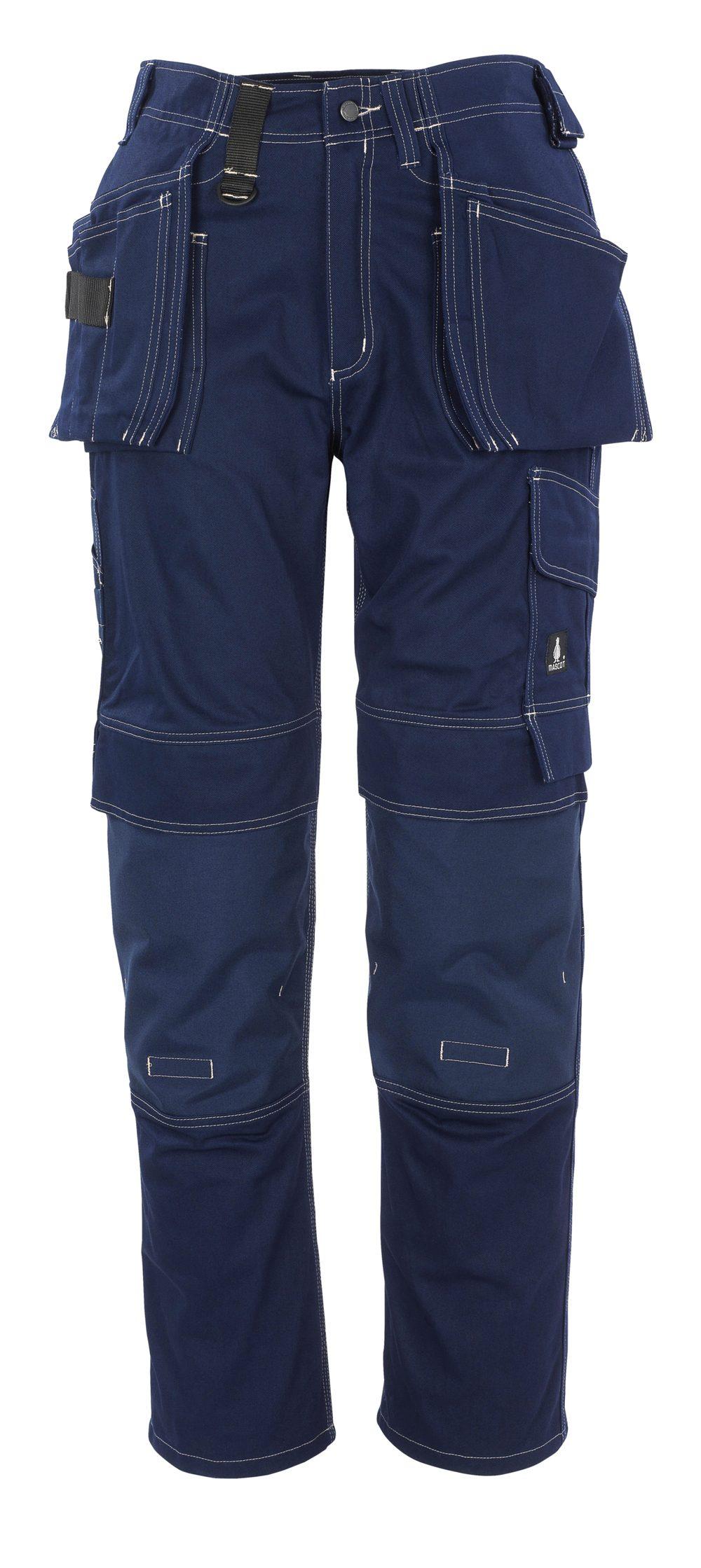 Mascot Atlanta Pants Navy Blue