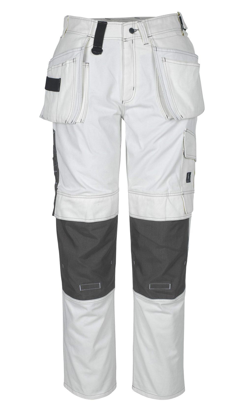Mascot Atlanta Pants White