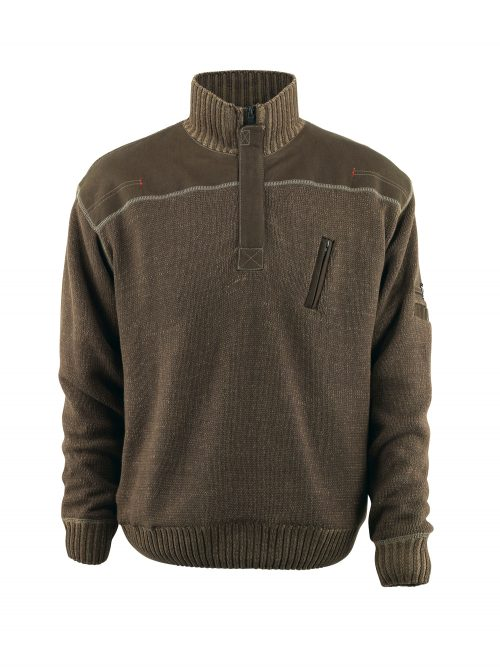 NAXOS KNITTED PULLOVER