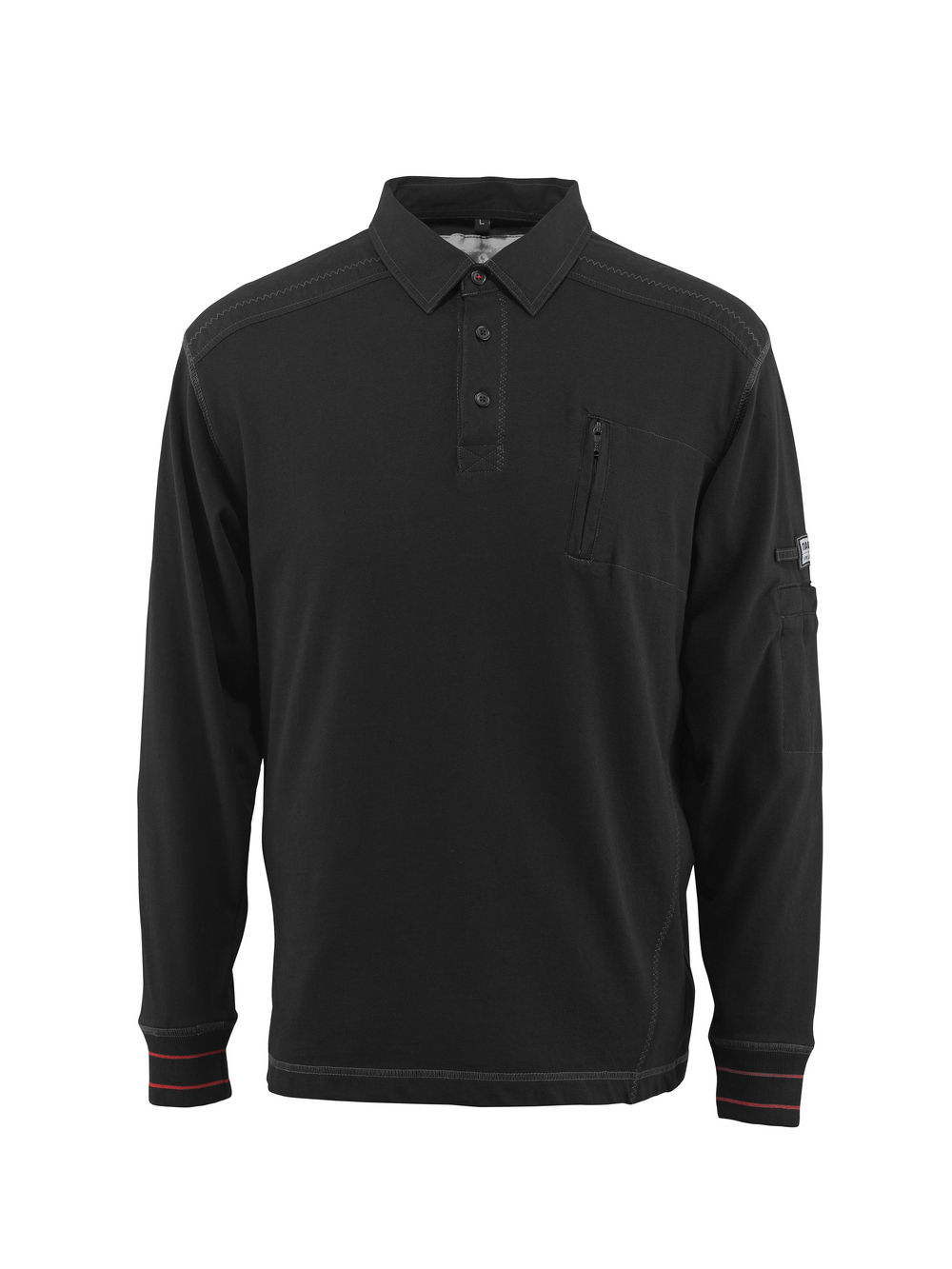 MASCOT IOS POLO SWEATSHIRT