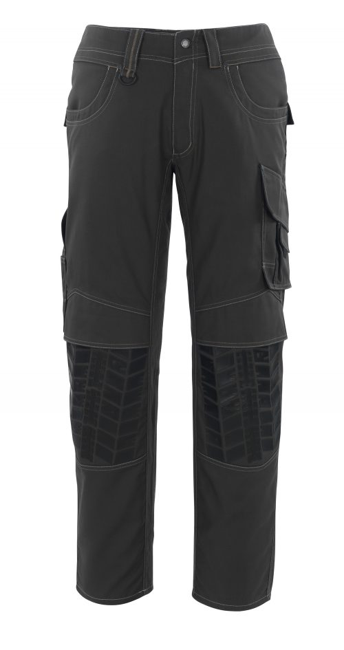 Laronde Trousers Dark Anthracite
