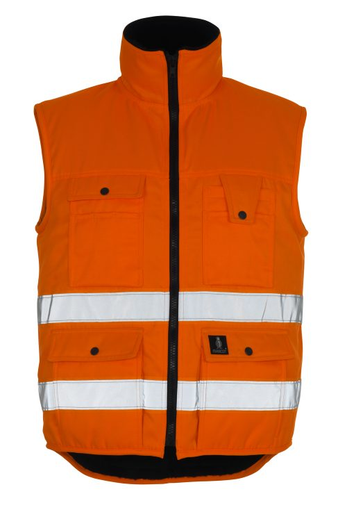 MASCOT Solden Winter Gilet Hi Vis