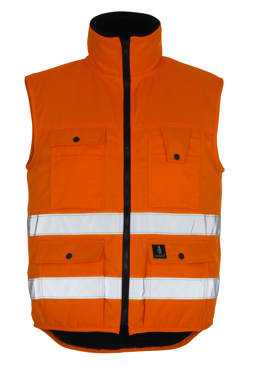 MASCOT SOLDEN WINTER VEST WITH PILE LINING