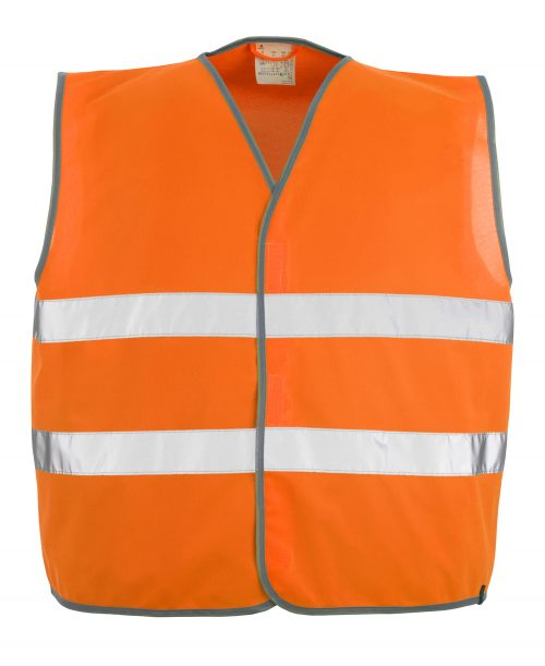 MASCOT® Weyburn Traffic Waistcoat 1