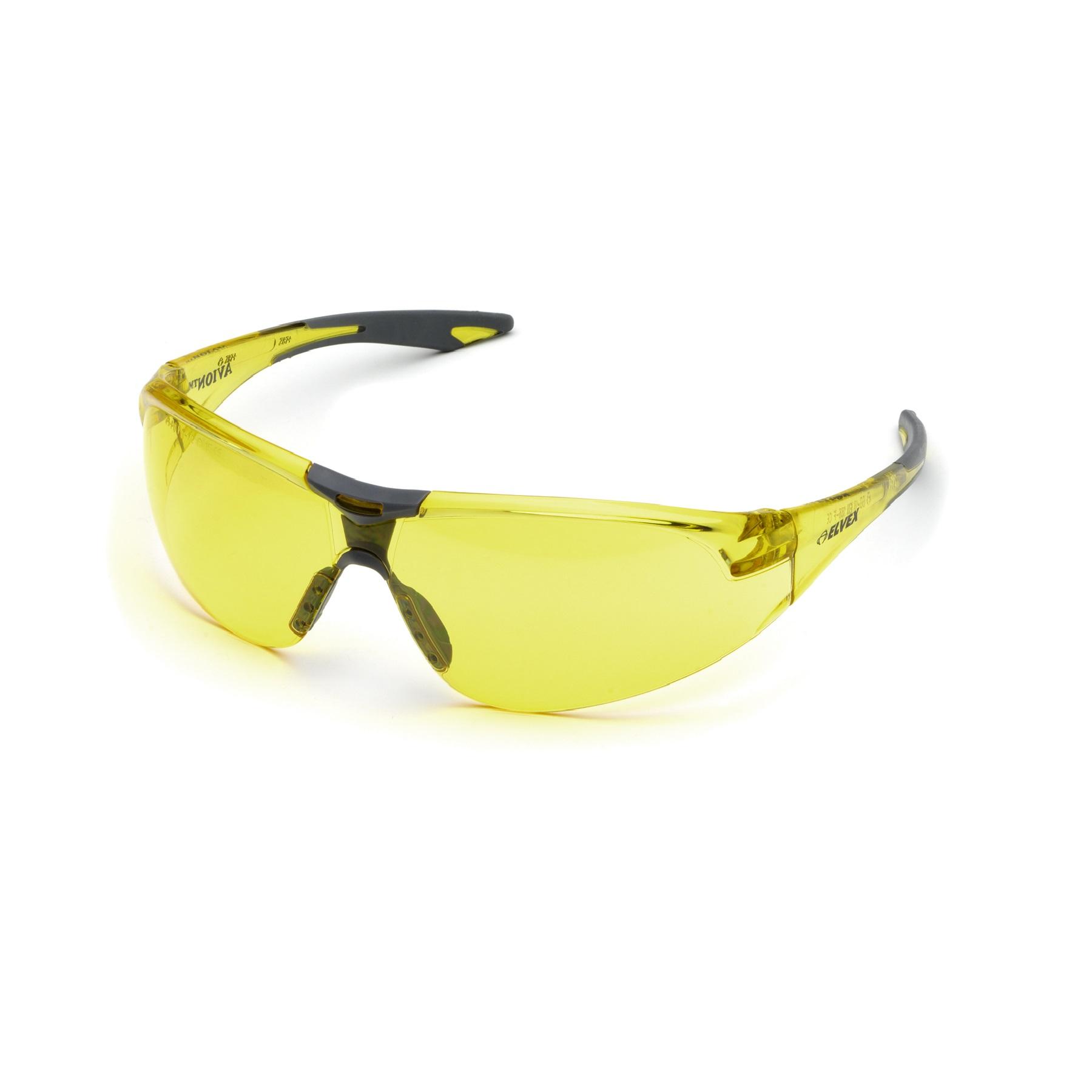 ea4f5812a3633 Elvex Avion Safety Glasses SG-18 - REPCON NW