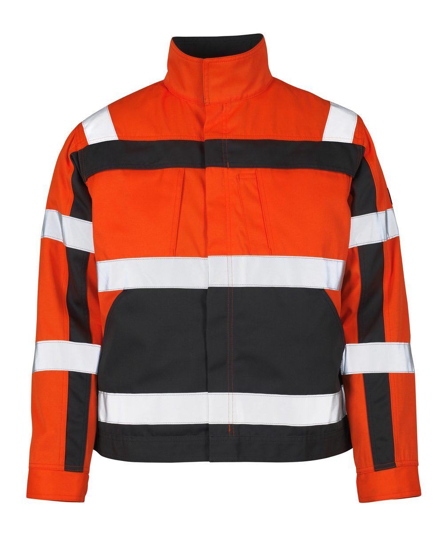 Cameta Jacket Orange/Anthracite