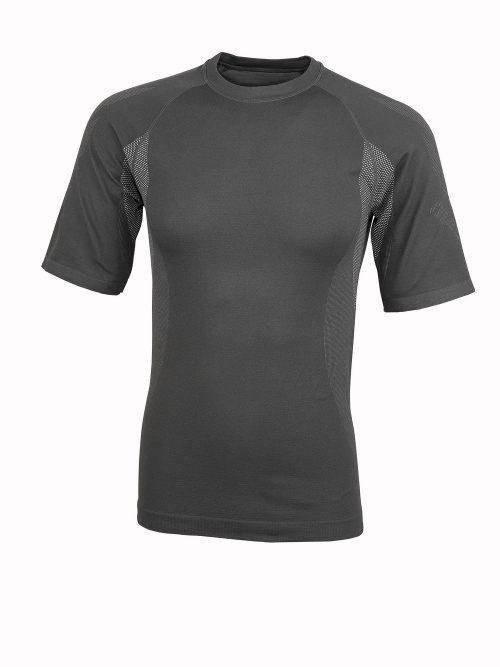 MASCOT® Pavia Undershirt Short Sleeve - Light Grey