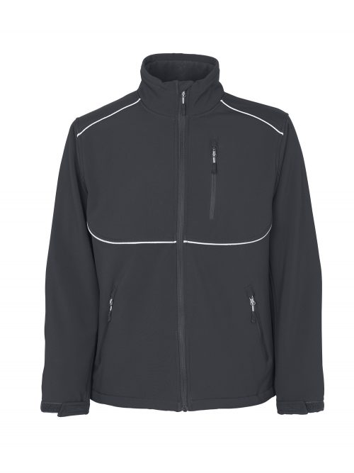 MASCOT TAMPA SOFTSHELL JACKET - Grey