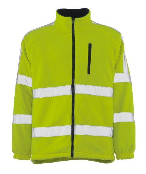 Salzburg Fleece Jacket yellow