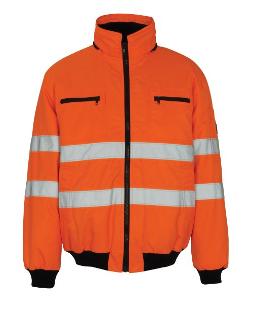 ST Mortiz Hi Visibility Jacket by Mascot