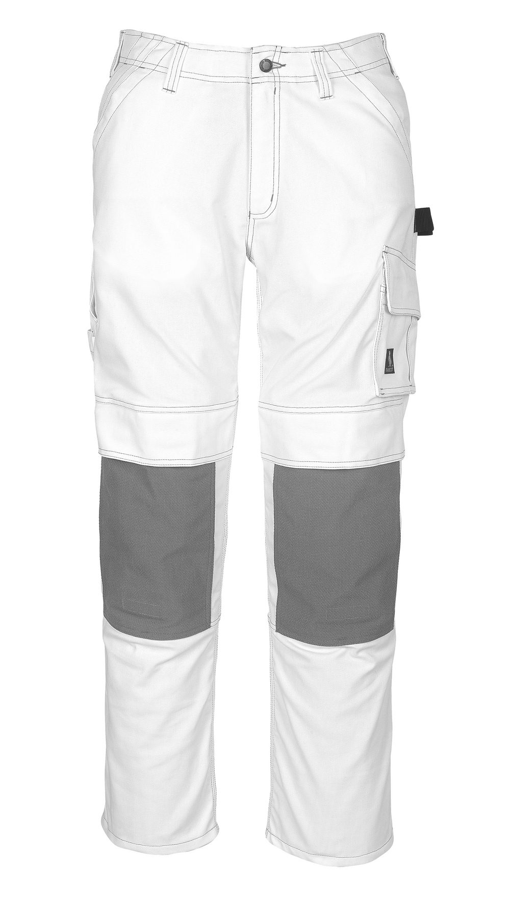 Lerida Trousers with Kevlar® Knee Pad Pockets White