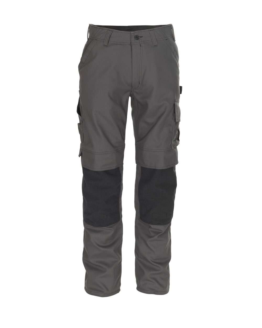 Lerida Trousers with Kevlar® Knee Pad Pockets Gray