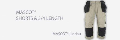 Shorts & 3/4 Length