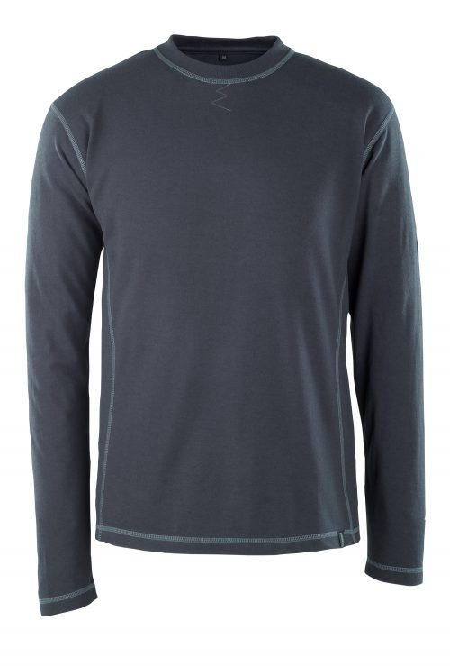 MASCOT Muri Flame Retardant Long-Sleeved T-Shirt