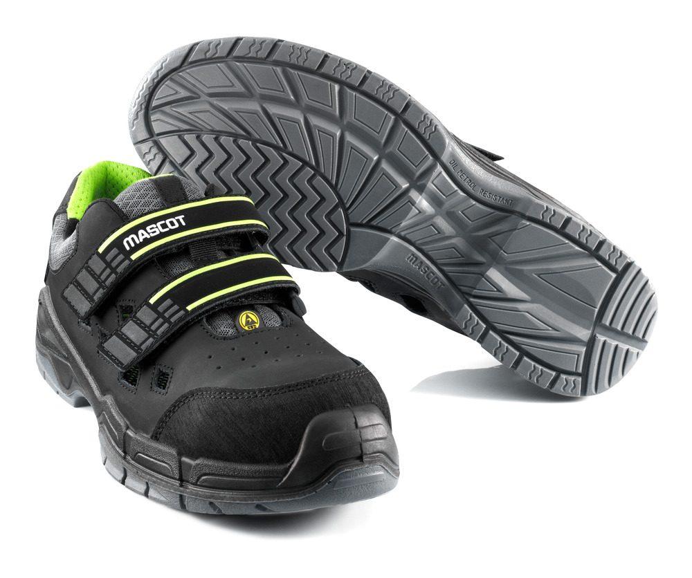 MASCOT Alpamayo Safety Sandal