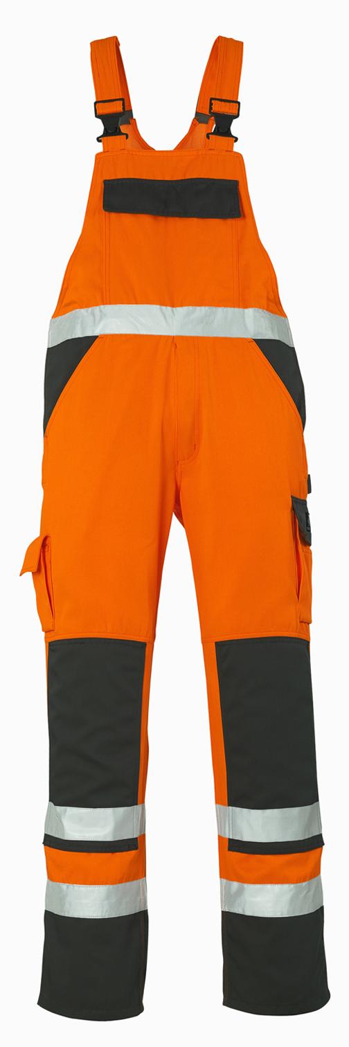 Barras Orange and Anthracite