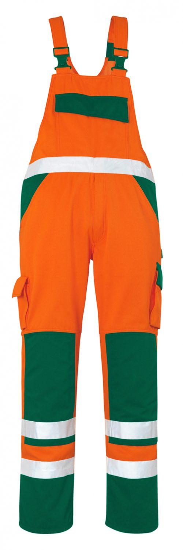 Barras Orange and Green