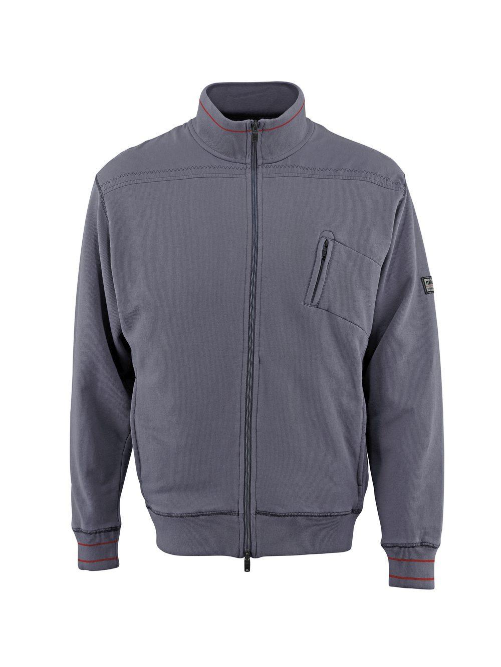 MASCOT Chania Zipped Sweatshirt