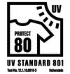 UV Standard 801 – Protection from UV rays