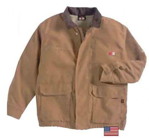 Saf-Tech 11oz Lined Flame Retardant Bomber Jacket
