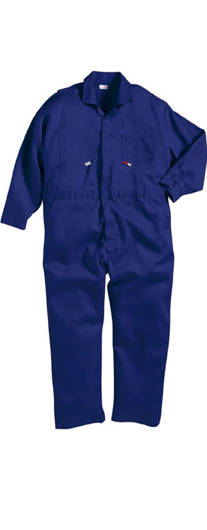 Saf-Tech 9oz Indura Insulated Flame Retardant Coveralls
