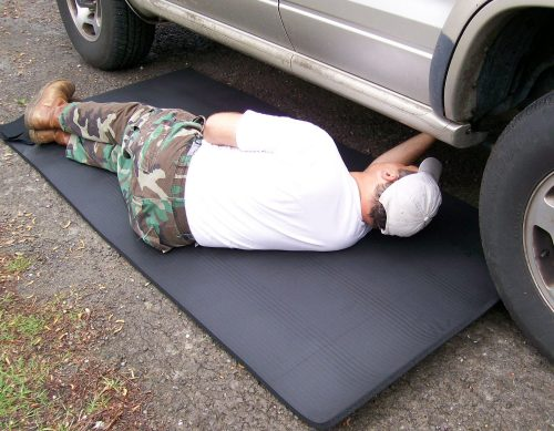 The Working Concepts ErgoKneel Ground Blanket