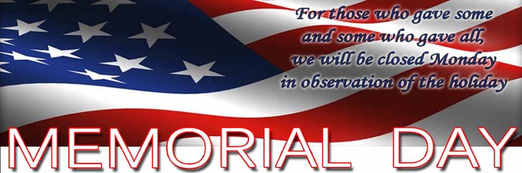 RECPON NW Memorial Day Banner