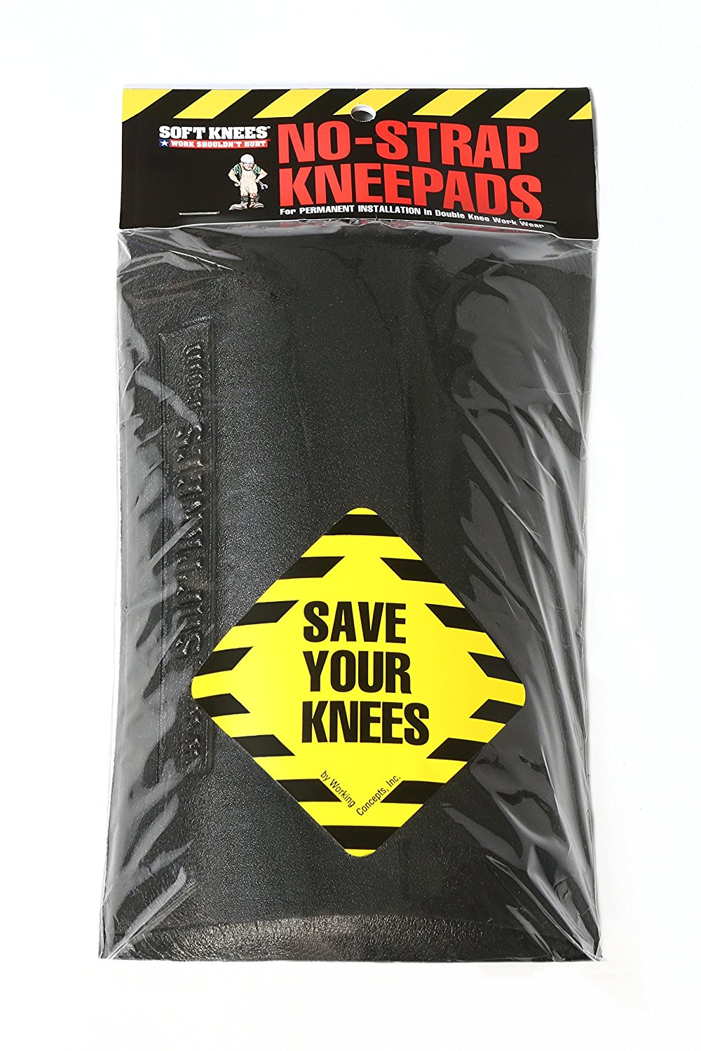 Soft Knees® Knee Pads for Carhartt Double Knee Work Pants