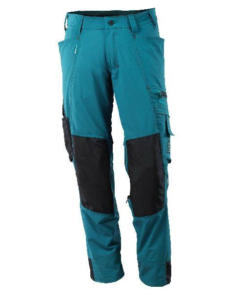 MASCOT Advanced 17179-311 Pants with CORDURA Kneepad Pockets