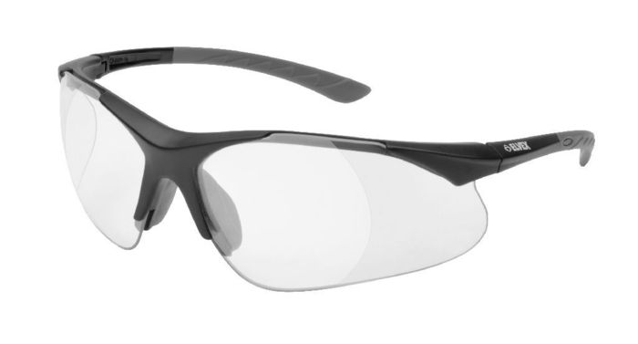 Elvex RX-500 Full Magnifying Ballistic Rated Safety Glasses