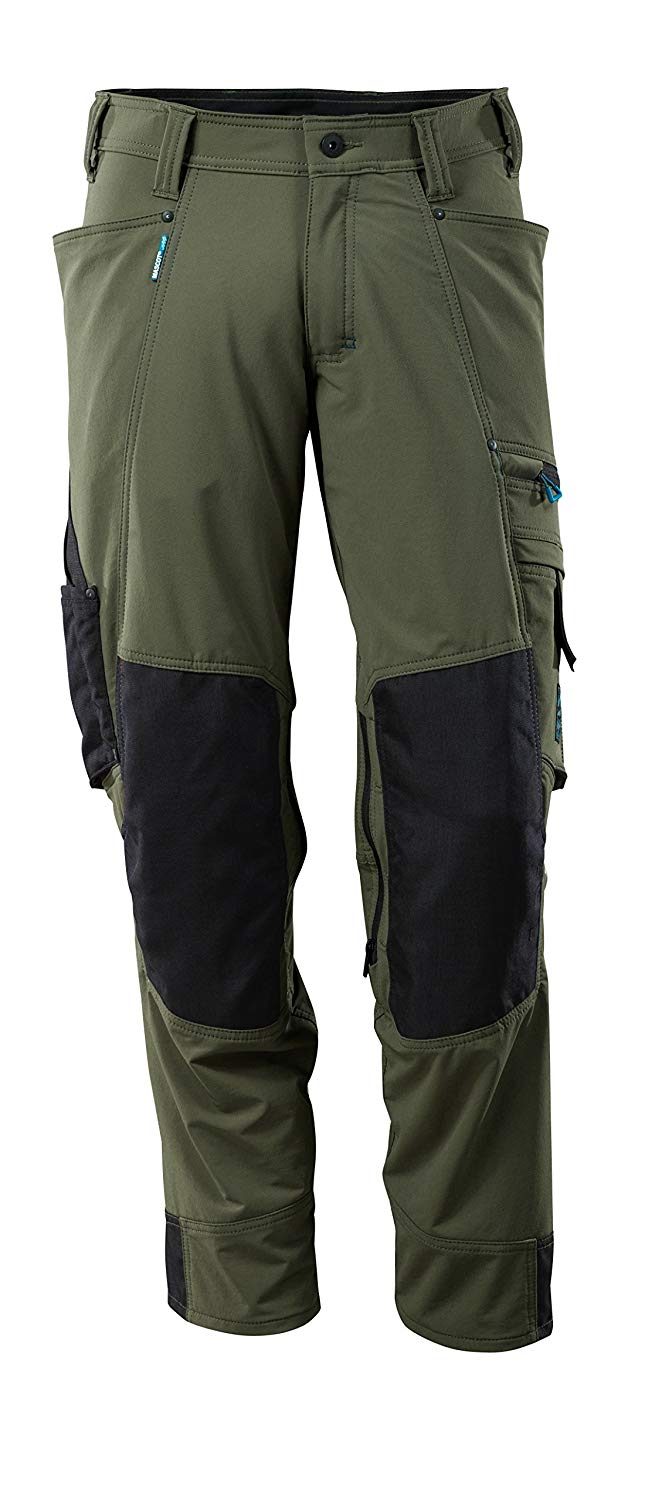 MASCOT Advanced Trousers with CORDURA Kneepad Pockets