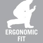 MASCOT Ergonomic Fit