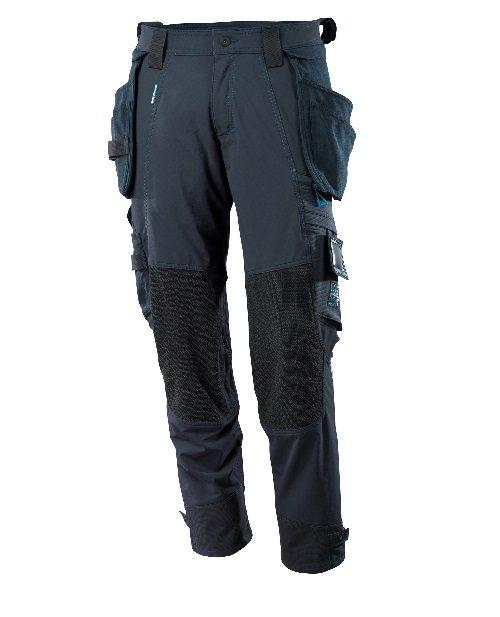 MASCOT Dyneema Kneepad Pants with Holster Pockets