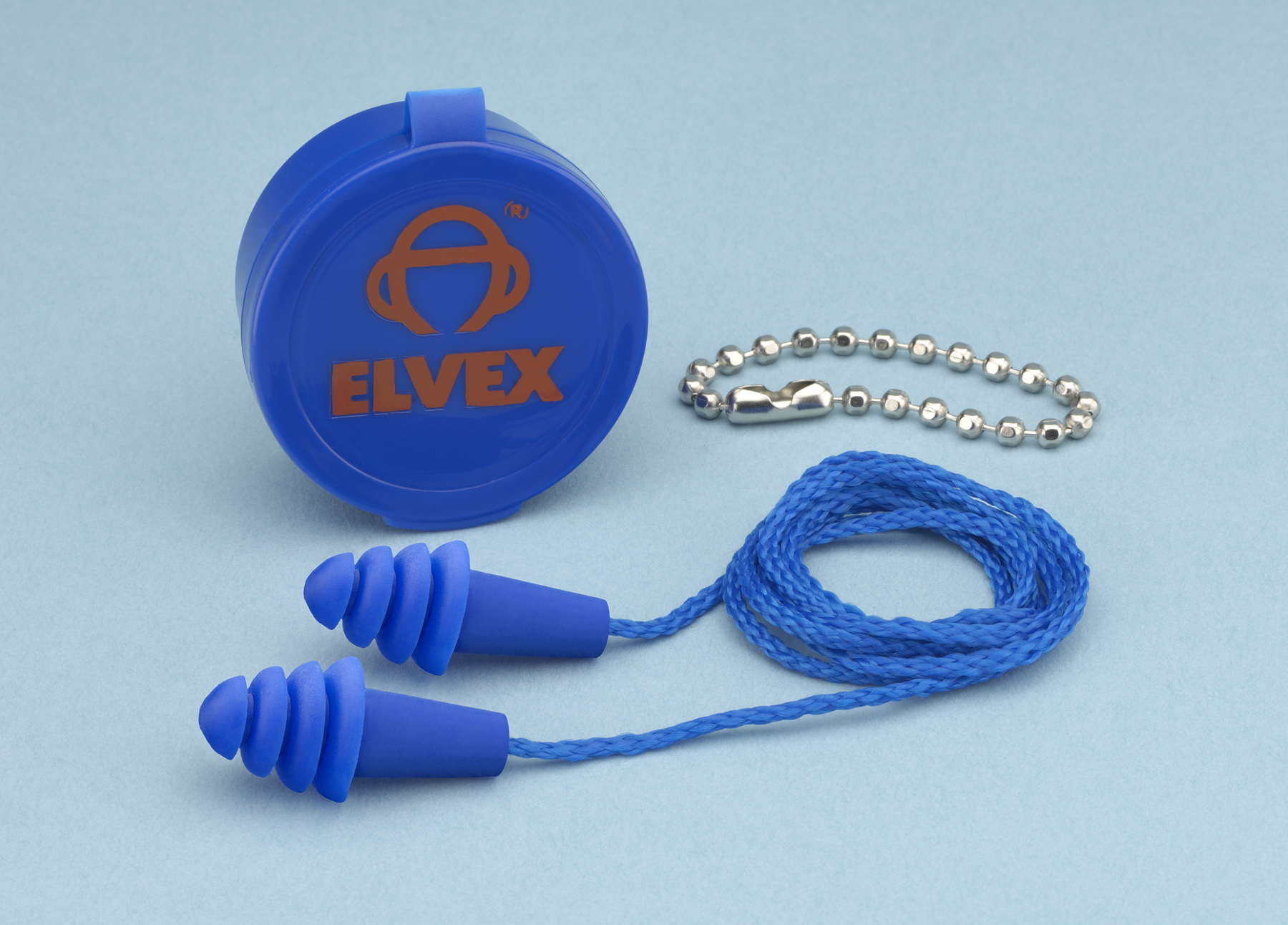 Elvex Quattro corded earplug EP-412i