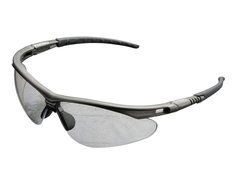 Orbit, Clear Lens Safety Glasses