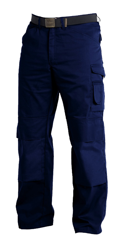 Skillers Poly Cotton Knee Pad Pants – Navy (Limited Stock Remaining)